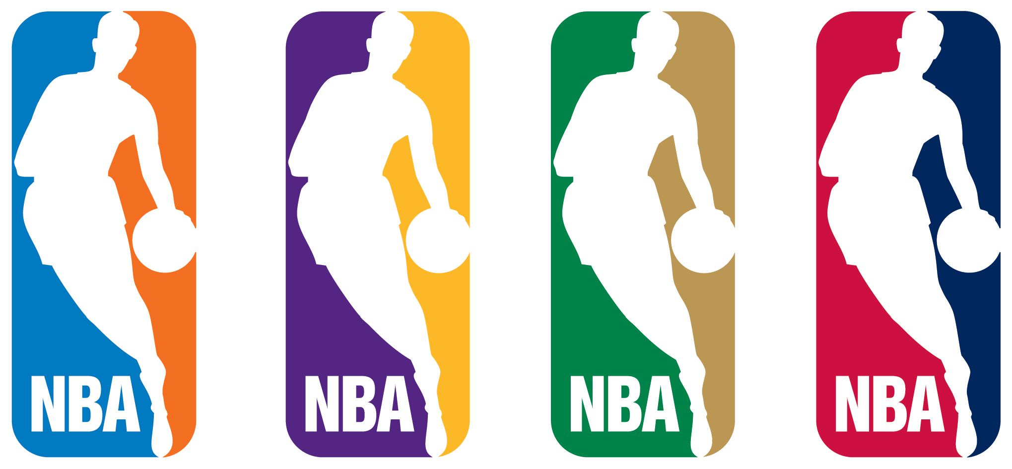NBA Team Logos – Nancy F Smith